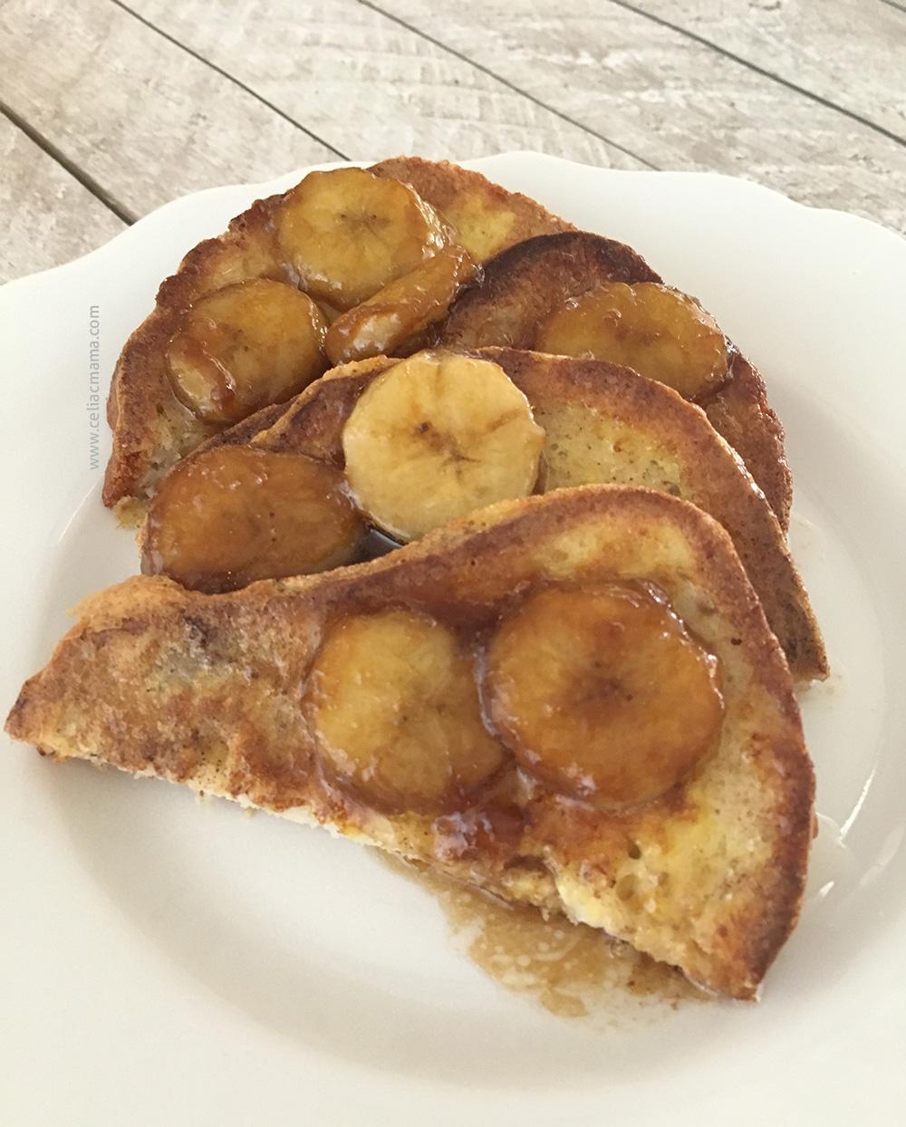 gluten-free-bananas-foster-french-toast