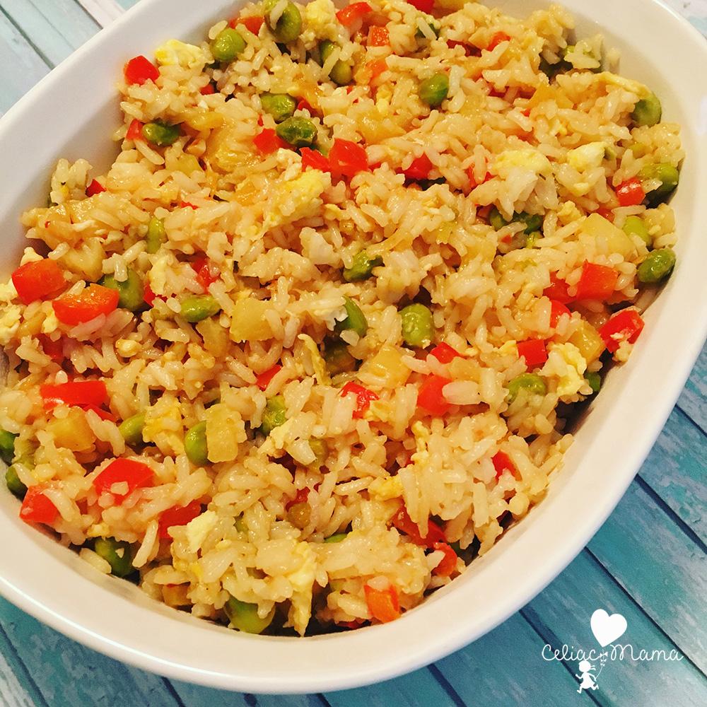 gluten-free-pineapple-vegetable-fried-rice