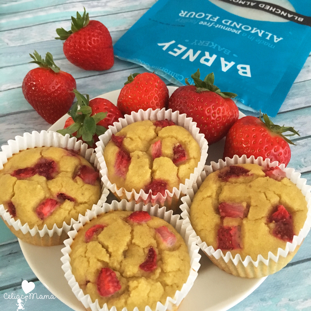 gluten-free-strawberry-banana-muffin