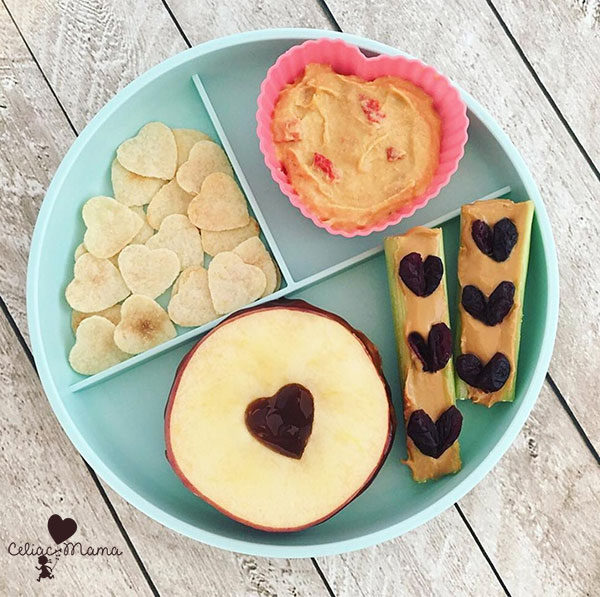 gluten free lunch ideas for kids on valentines day