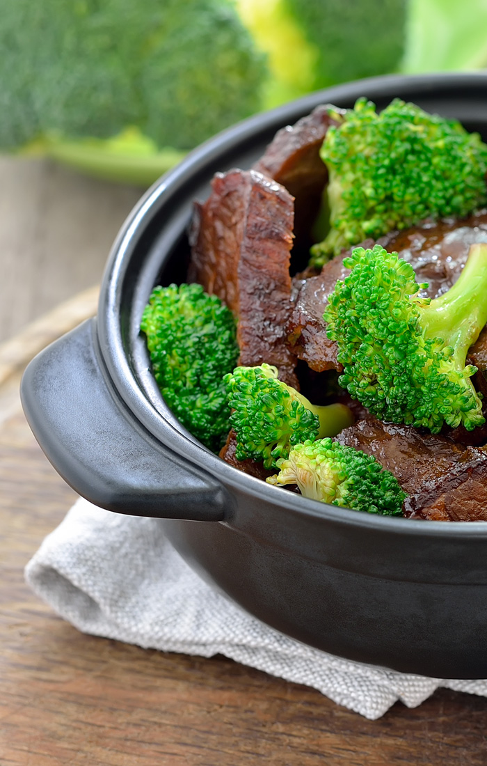 gluten free beef and broccoli