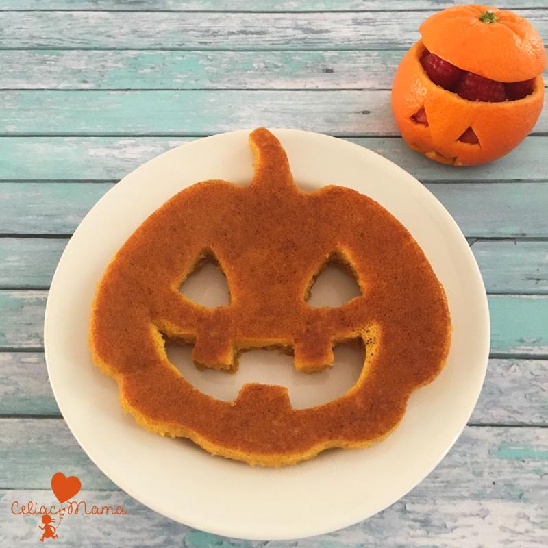 gf pumpkin pie pancakes