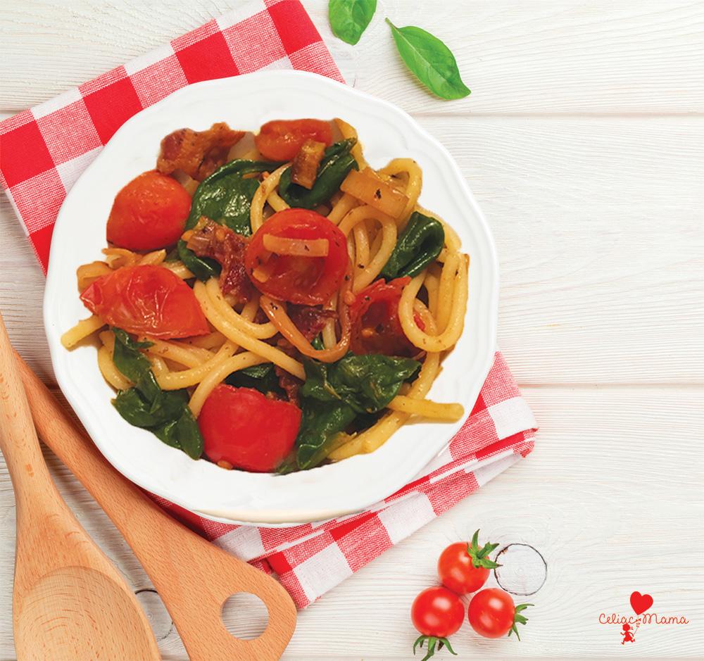 gluten-free-blt-pasta-celiac-mama-2