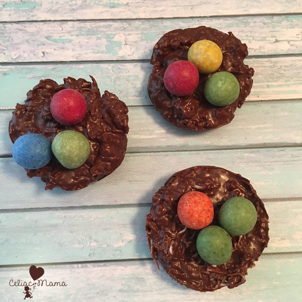 gluten-free-chocolate-nests-almond-butter