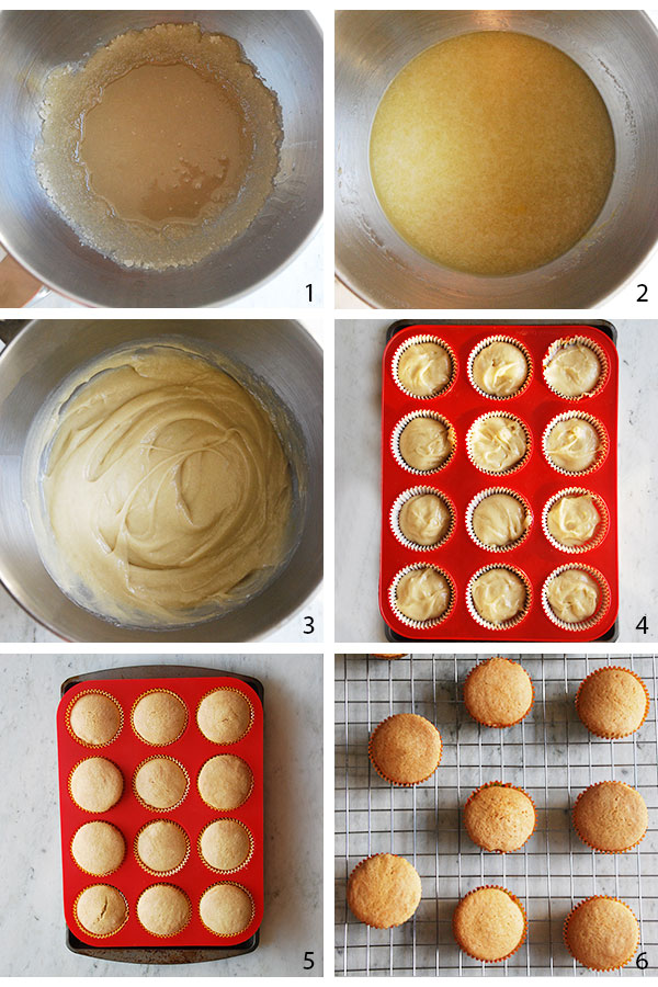 how to make gluten free cupcakes photos