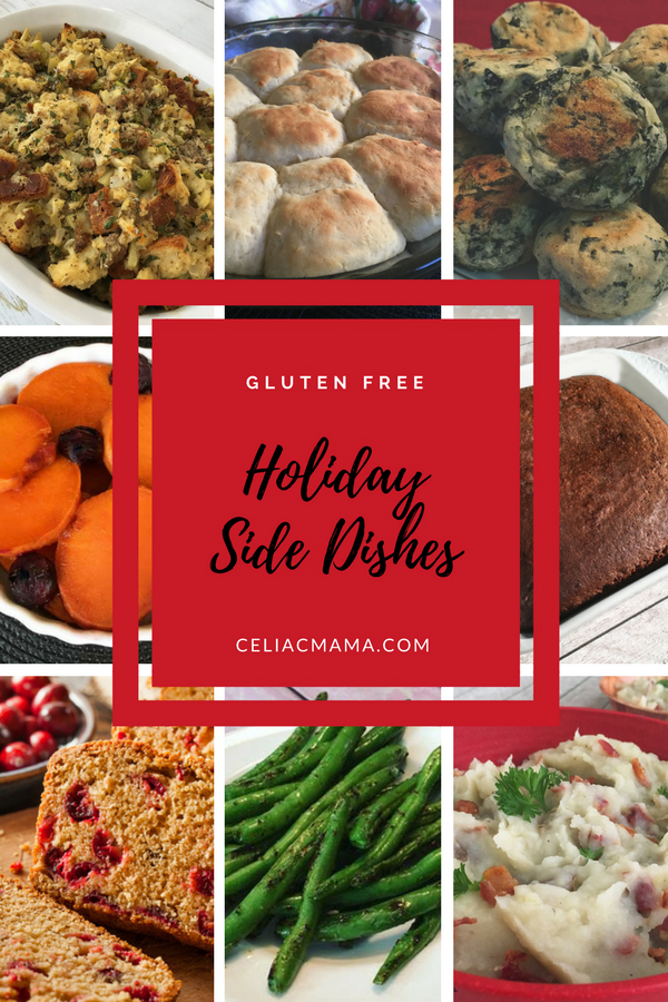 gluten free holiday side dishes