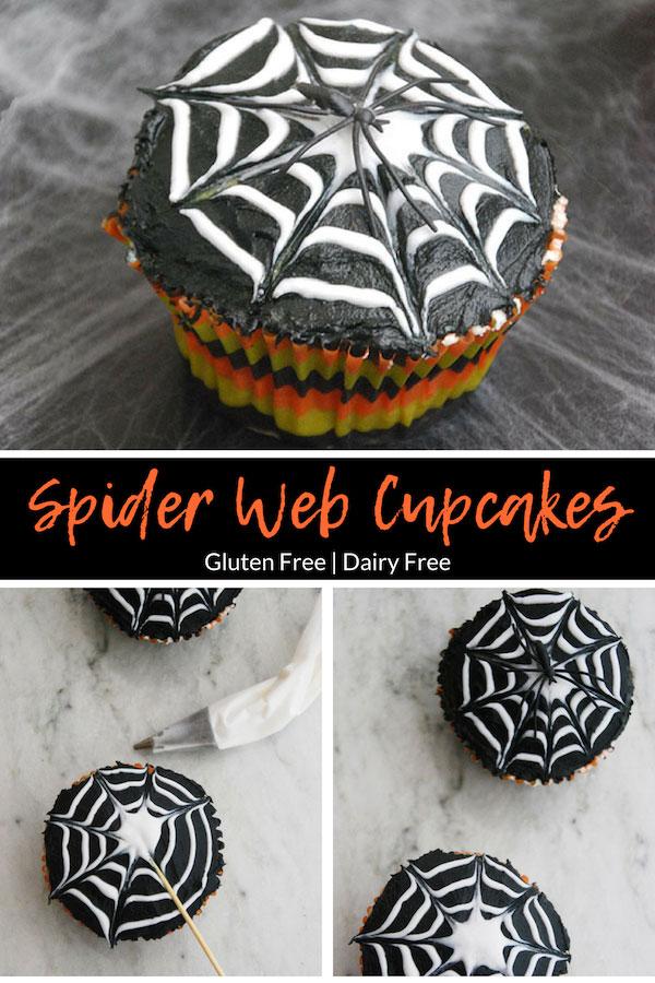 gluten-free-spider-web-cupcakes