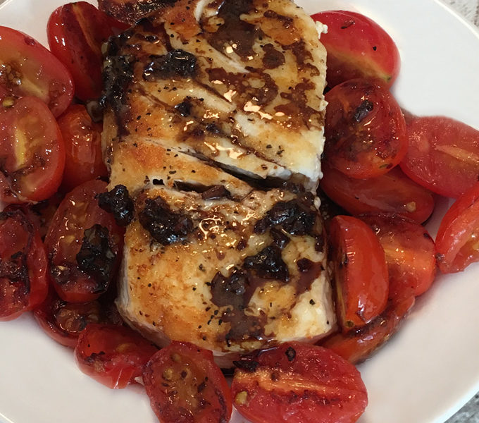 halibut-with-tomato-balsamic-glaze