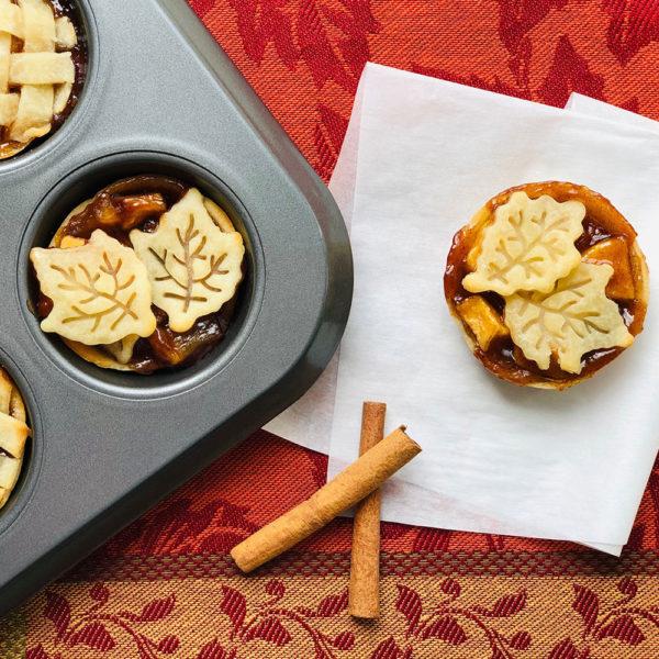 picture of mini-gluten-free-apple-pies