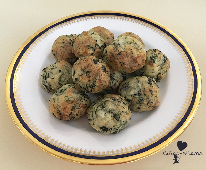 spinach-potato-bites-plated-celiac-mama