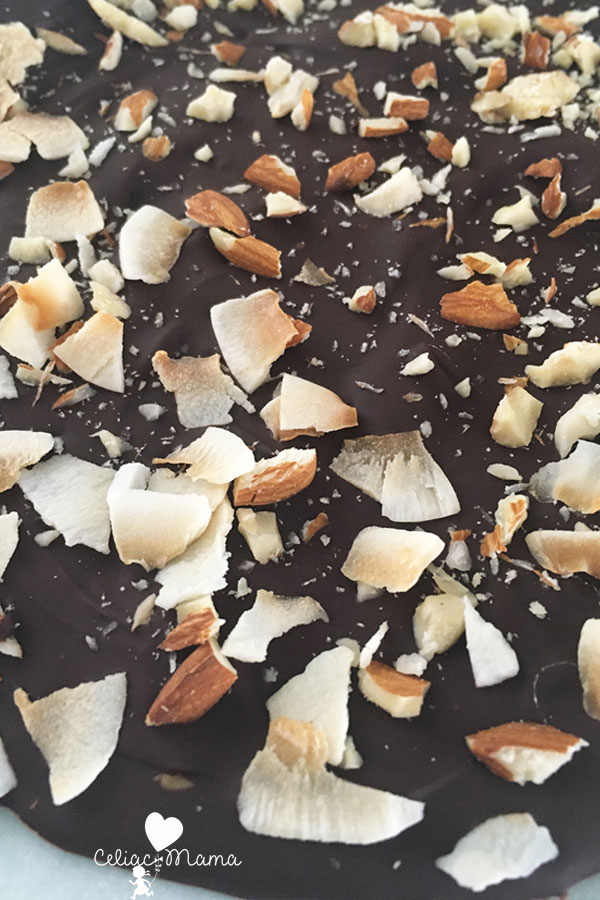 sugar-free-chocolate-almond-bark-celiac-mama