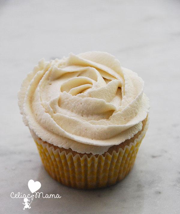 vegan frosting vanilla